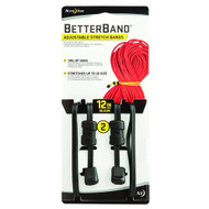 "Better Bands - 12"", Black, Per 2"