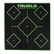 5 Diamond Target 12x12 - 12 Pack