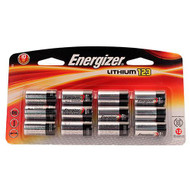 123 Lithium Batteries - 12-Pack