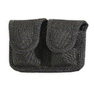 7301 Speedloader Pouch - Black, Hidden Snap