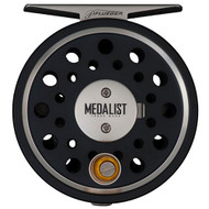 Medalist Fly Reel - 3/4, 1.1:1 Gear Ratio, Click and Pawl Drag, Ambidextrous