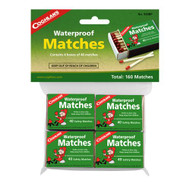 Waterproof Matches, Package of  4