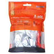SOL Series - All-Weather Fire Cubes