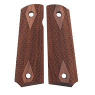 Colt & 1911 Government Grips - Walnut, Checkered