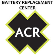 ACR FBRS 2875 Battery Replacement Service - Satellite3 406