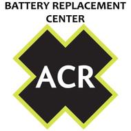 ACR FBRS 2797NH & 2798NH Battery Replacement Service - PLB200/201 AquaFix/TerraFix