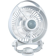 Caframo Bora 748 12V 3-Speed 6 Marine Fan - White