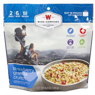Dessert Dish - Strawberry Granola Crunch, 2 Servings