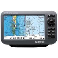 SI-TEX SVS-1010CE 10 Chartplotter w/External GPS Antenna & Navionics+ Card
