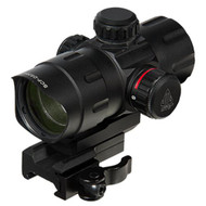 "UTG 4.2"" ITA Red/Green T-Dot with QD Mount, Riser Adaptor"