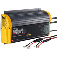 ProMariner ProSport 20 PFC Gen 3 Heavy Duty Recreational Series On-Board Marine Battery Charger - 20 Amp - 2 Bank