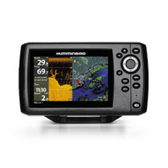 Humminbird Helix 5 Chrip DI GPS G2 Combo