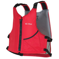 Onyx Universal Paddle Vest - Adult Universal - Red