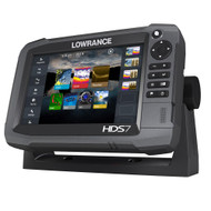 Lowrance HDS-7 Gen3 Insight USA with 50/200 khz Transom Mount Transducer