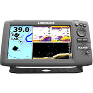 Lowrance HOOK-9 Combo w/83/200/455/800 HDI Transom Mount Transducer
