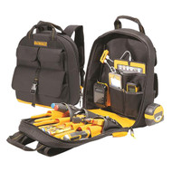 CLC DGC530 DEWALT 23 Pocket USB Charging Tool Backpack