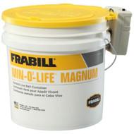 Frabill Magnum Bucket 4.25gal w/Aerator