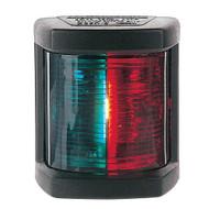Hella Marine Bi-Color Navigation Lamp- Incandescent - 1nm - Black Housing - 12V