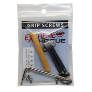 Deep Carry Clip and Torx Screw Kit - Stainless Steel