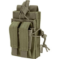 CX-950 Single Rifle/Pistol Magazine Pouch - Olive Drab Green