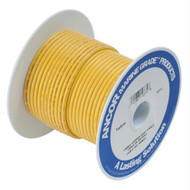 Ancor #4 Yellow 25' Spool Tinned Cooper
