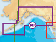 Navionics MSD/915P-2 Platinum South Alaska