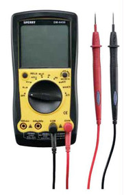 Sperry DM6450 Multimeter 9 Function