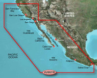 Garmin VUS021R G2 Vision CALIFORNIA-MEXICO