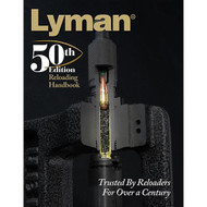 Load Data Book - 50th Edition Reloading, Soft Cover