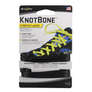 KnotBone Stretch Laces - Black
