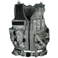 UTG 547  Tactical Vest - Army Digital