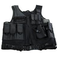 Deluxe Tactical Vest Husky, Right Hand