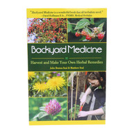 Books - Backyard Medicine