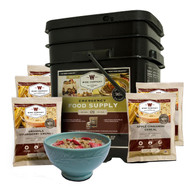 Grab and Go Bucket - Breakfast Only, 120 Servings