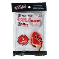Toe Warmer, 3 Pack
