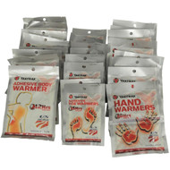 Travel Pack (Hand/Toe/Body) Warmers