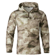 Hell's Canyon Speed Trailhead Hoodie - ATACS Arid/Urban, X-Large