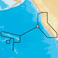 Navionics MSD/912P+ Platinum + US West Coast Msd Card