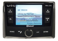 Infinity PRV315 AM/FM Stereo Bluetooth 4 x 50 Watts