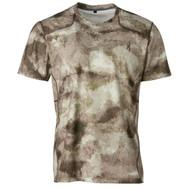 Hell's Canyon Speed Plexus Mesh Shirt - Short Sleeve, ATACS Arid/Urban, Large