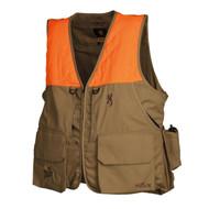 Bird-N-Lite Pheasants Forever Vest - X-Large, Khaki