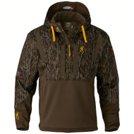 Wicked Wing Timber Soft Shell Hoodie - Mossy Oak Bottomlands, X-Large