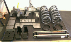 88-98 CHEVY SILVERADO Ext Cab 4\6 INCH LOWERING KIT