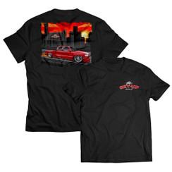 Red gmc T-shirt