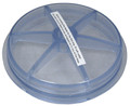 CUSTOM MOLDED PRODUCTS | COVER ONLY, CLEAR PLASTIC | 25280-109-002