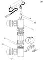 CUSTOM MOLDED PRODUCTS | LAMP, MODEL EA-9 | 70-18309