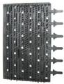 AQUA PRODUCTS | BRUSHES (Black Molded Ruber) - ABOT, AB Turbo, AMAX Jr, Merlin Ultramax W/3288-420 | 3003B