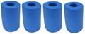 AQUA PRODUCTS | BRUSHES (Light Blue PVA Foam) - Aquabot Plus RC | 3009A