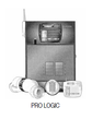 HAYWARD/GOLDLINE | WIRELESS REMOTE, PS-8 WALL MOUNT - WHITE | GLX-WW-RF-PS-8