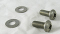 "HAYWARD | 5å/16"" X 3å/4"" MOUNTING SCREWS & 5å/16"" WASHERS (2) KIT 